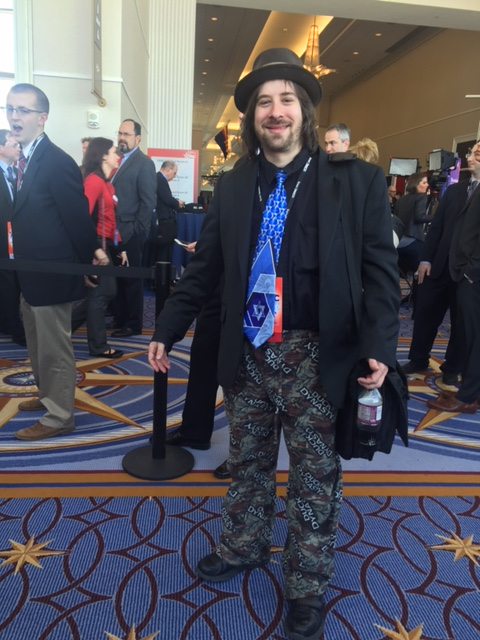 Duck Dynasty PJ Convention? No…It's CPAC.